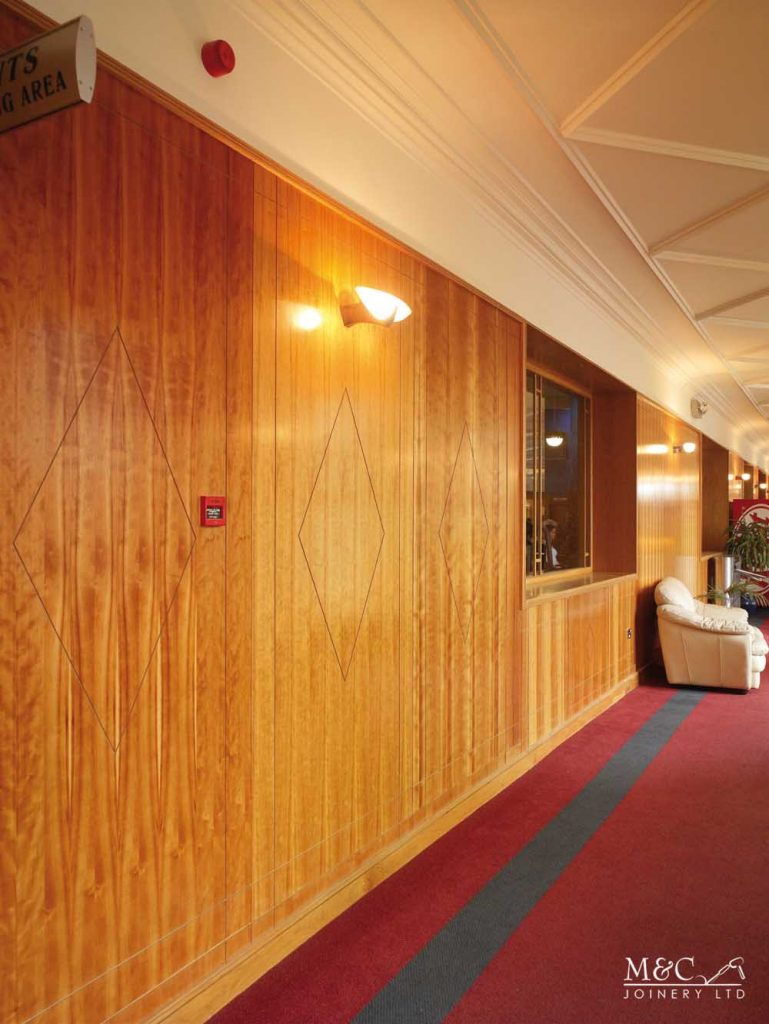 M & C Joinery Panelling 2