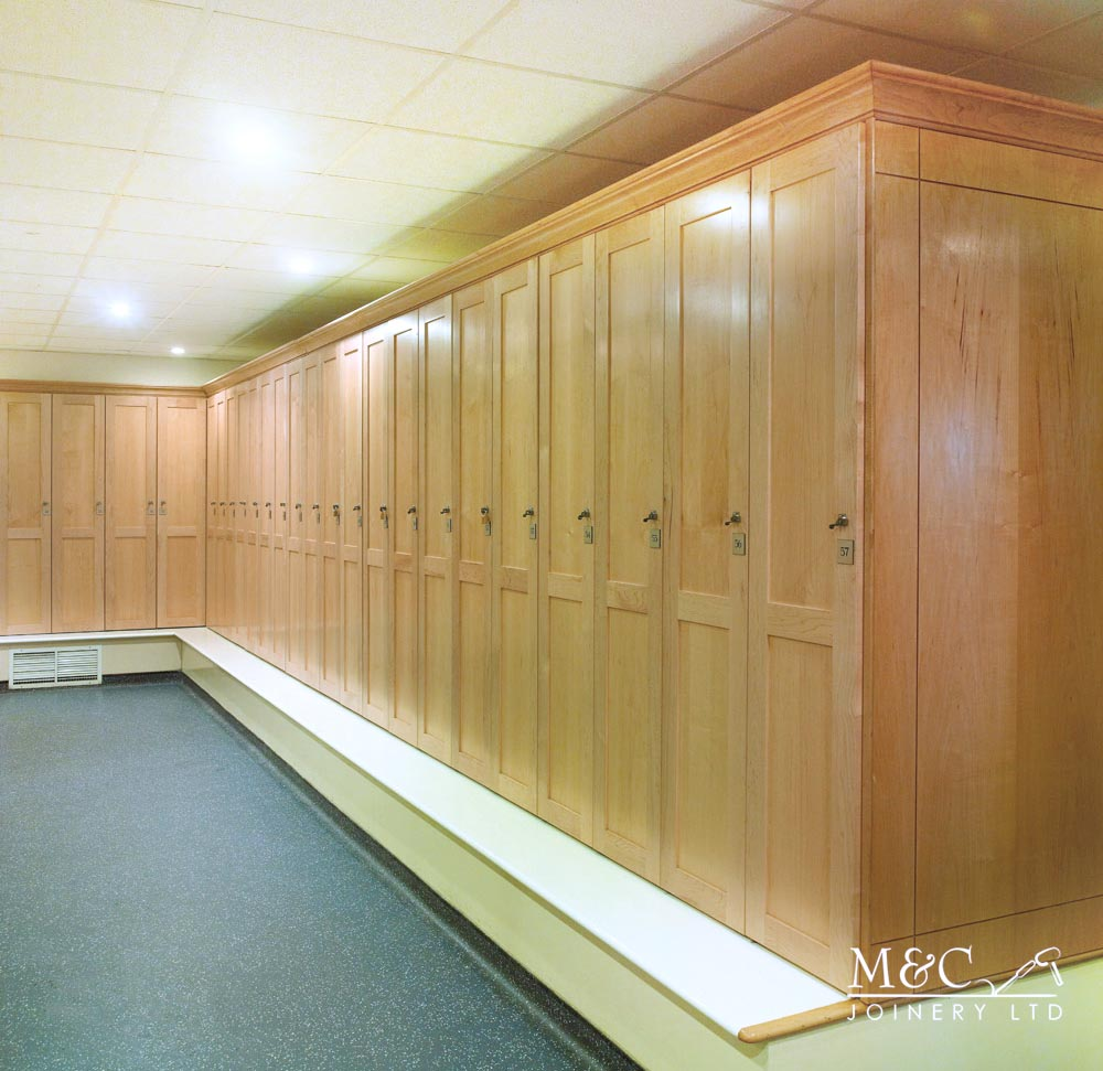 M & C Joinery Panelling 3