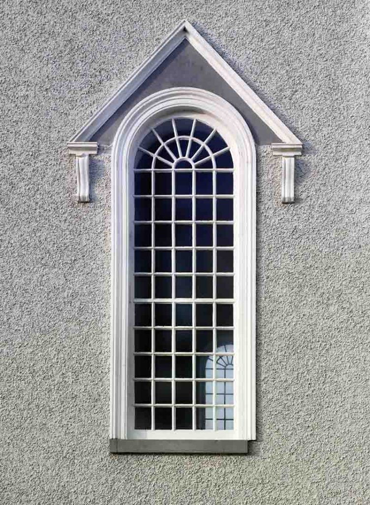 M & C Joinery Church Windows