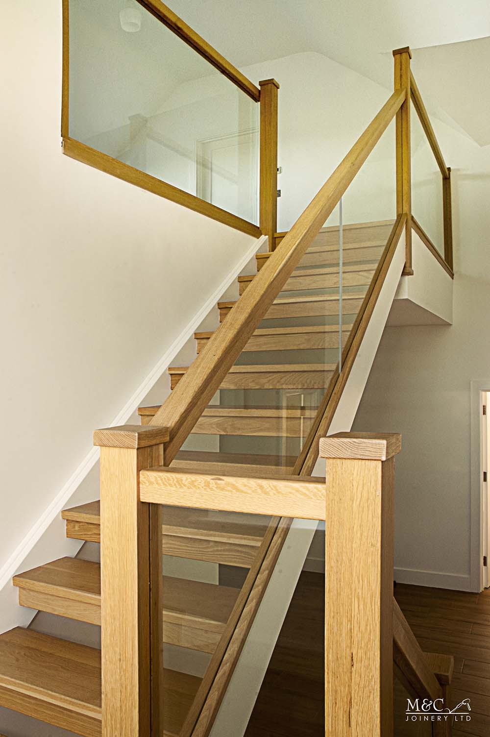 Stairs by M & C Joinery