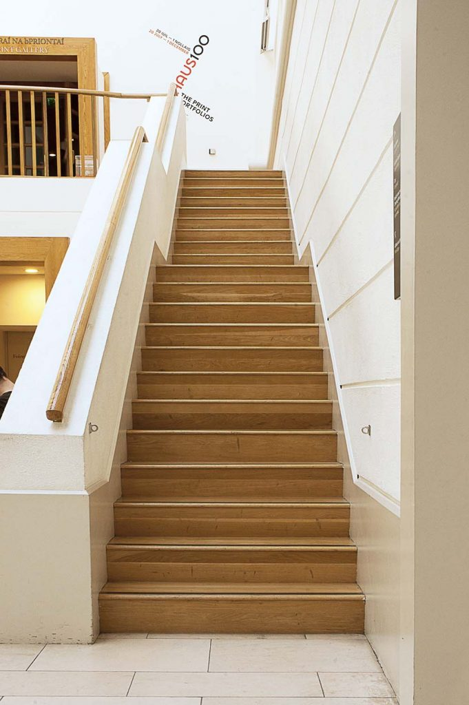 National Gallery of Ireland - Flooring by M&C Joinery