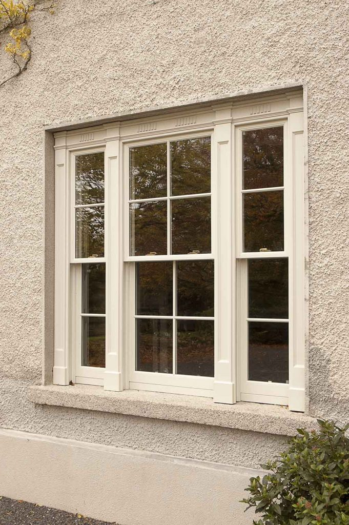 Bespoke windows from M&C Joinery