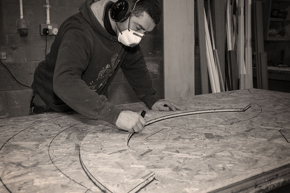 image of Craftsmanship at M and C Joinery
